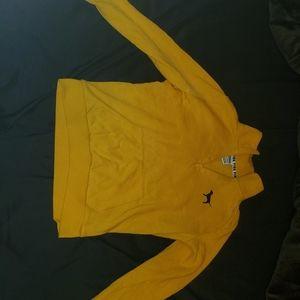 PINK yellow shirt